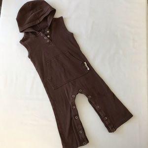 Lovedbaby sleeveless romper 12-18 months